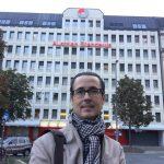 Edificio en Viena de Austrian Standards donde nos reunimos.