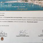 Certificado oficial de asistencia del Dr. Díaz Gutiérrez.